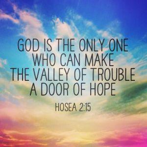 door of hope