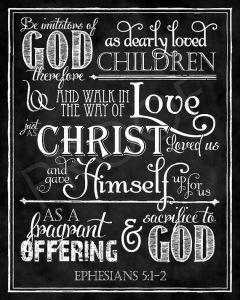 Eph 5.1