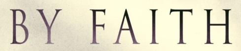 by faith