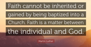 faith inherited