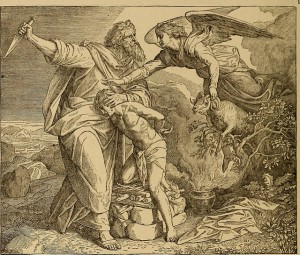 Abrahams-near-sacrifice-of-Isaac