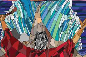 moses red sea glass